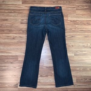 Ag Adriano Goldschmied Jeans - Adriano Goldschmied Mid-Rise Angel Bootcut Jeans
